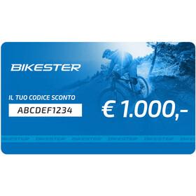 Bikester Carta Regalo, 1000 €